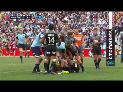 2017 Super Rugby Round 6: Waratahs v Crusaders