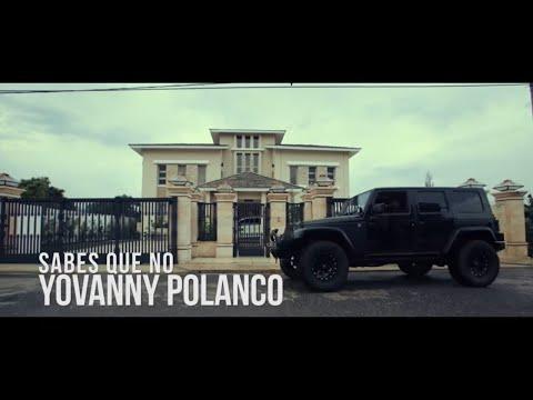 Yovanny Polanco  Sabes Que No video Oficial By  Luis Gomez Films