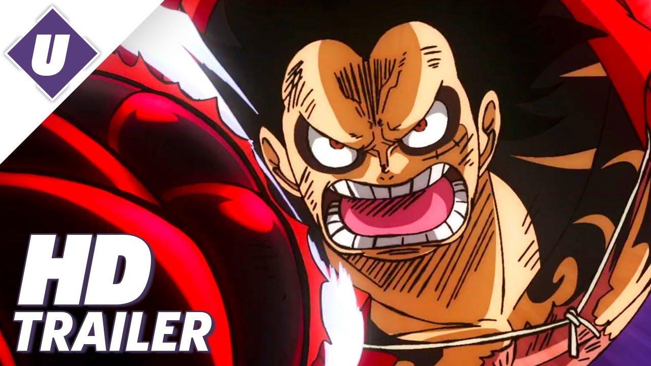 One Piece Stampede (2019) - Official Teaser Trailer #2
