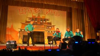 Второй полуфинал 2013. Шахты.  Муз. номер. Сборная Волгодонска