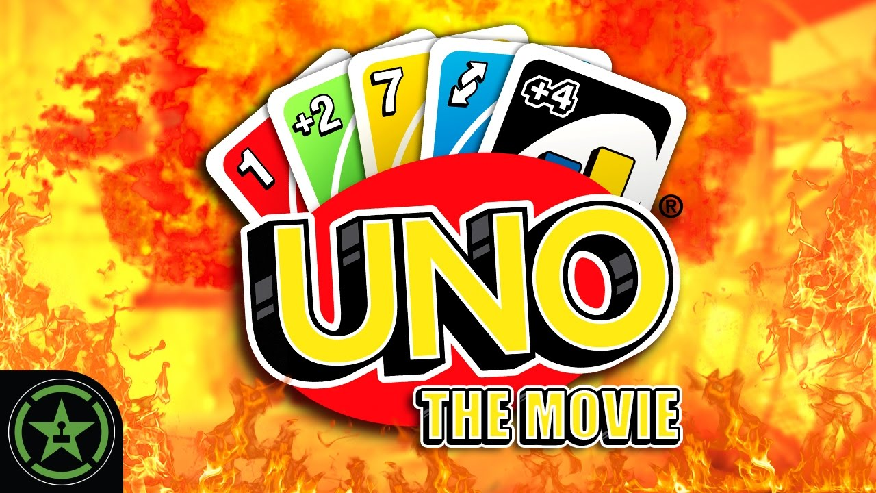 Let's Play - Uno: The Movie - YouTube