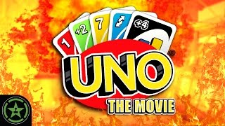 Repeat youtube video Let's Play - Uno: The Movie