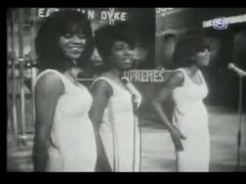 The Supremes - Stop In The Name Of Love 1965 Live TV Footage