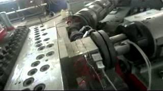 Machine In Stock!!furniture Board Wpc Foam Board Machine- Co Extrusion Wpc Formwork Production Line