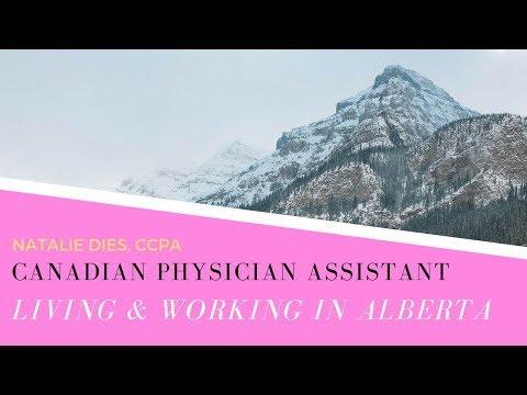 Living & Working in Alberta - Natalie Dies, Physician Assistant