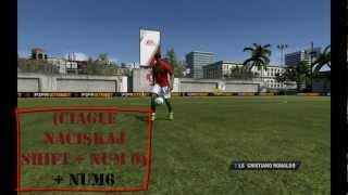 Tutorial: Fifa 12 PC Nowe Triki(Klawiatura)