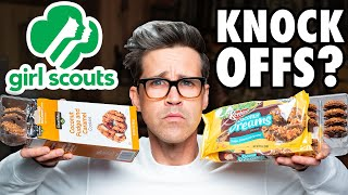 Download Knock-Off Girl Scout Cookie Taste Test Mp3 and Videos
