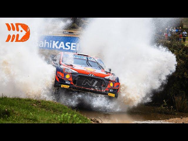Event Recap & Review | WRC Rally Italia Sardegna 2021