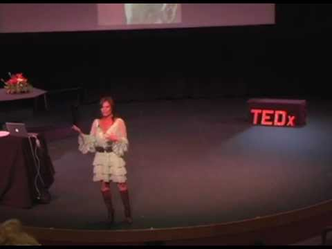 The Pull Of Passionate Decisions: Loren Slocum at TEDxCalicoCanyon