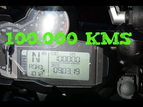 LONG TERM REVIEW. 100.000 KMS BMW R1200GS LC ADVENTURE