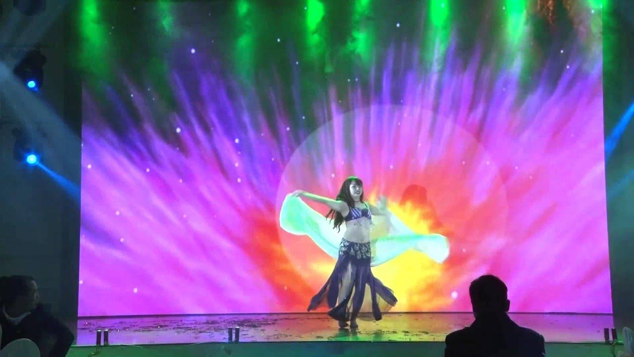 Nhảy Belly Ấn độ - Vietstarland Gala Dinner