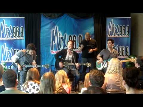 Tonic - Release Me - Unplugged on MIX 96.9