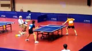 曾奕澄當選中華民國103年18歲青少年桌球國手(二)