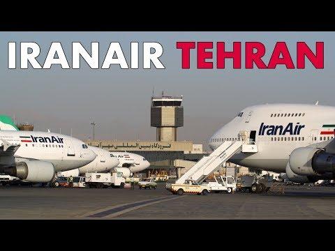IranAir Fleet At Teheran (2005)