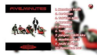 Download lagu FIVE MINUTES - Album Rockmantic (Full Audio)