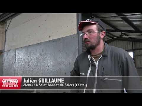 Témoignage client : Julien et Martial Guillaume, tapis internet