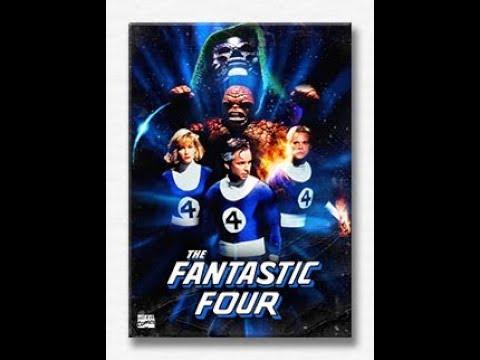 Не пугайтесь, но так выглядел первый фильм «Фантастическая четверка» 1994 года — видео