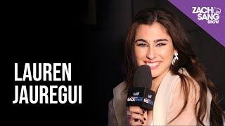 Lauren Jauregui | Backstage at the Grammys