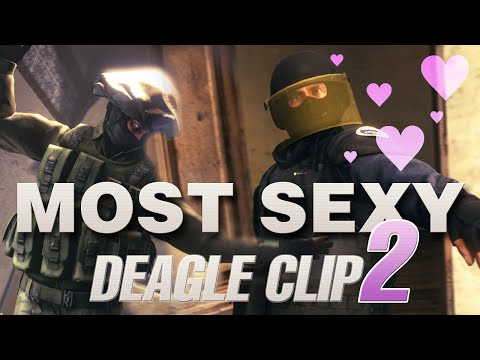 THE MOST SEXY DEAGLE CLIP 2 by biBa - CS:GO EDIT