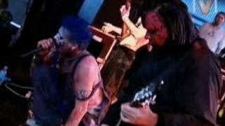Mudvayne - Internal Primates Forever (live)
