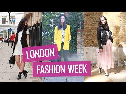 London Fashion Week: Vlog & Outfits | CharliMarieTV
