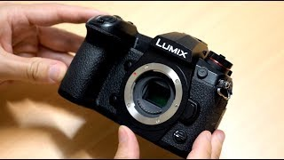 Panasonic G9 - Review and Sample Photos