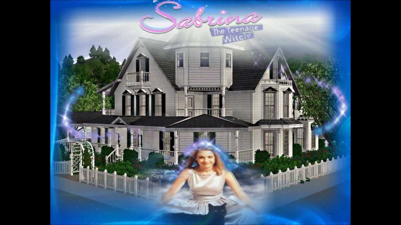 sims 3 sabrina the teenage witchs house 2012 youtube
