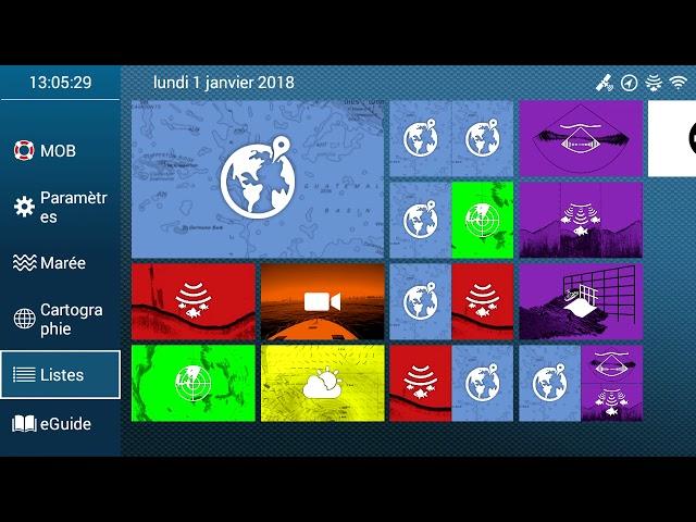 Présentation Complète de l'Écran Multifonction NavNet TZtouch 3 | Furuno