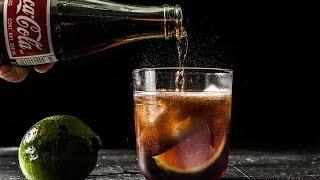 Cómo hacer Cuba Libre o Ron con Coca
