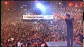 """Rodrigo """"El Potro"""" Bueno - Soy Cordobés - En Vivo Mar Del Plata - 2000"""