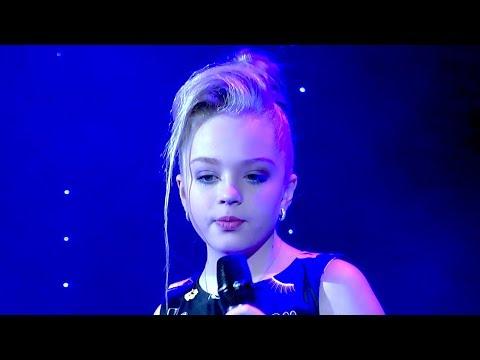 Anastasia Petryk (13 years old). Oh! Darling! 01/22/2016.