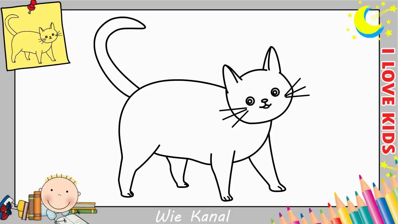 Berühmt Katze Druckbare Malvorlagen Bilder - Malvorlagen-Ideen ...
