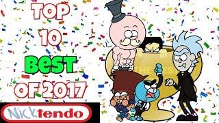 Top 10 Best Cartoon Episodes of 2017