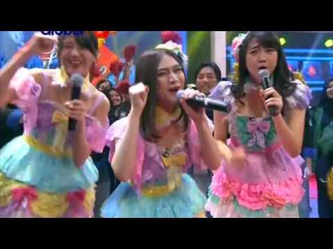 Melody, Shania & Vienny JKT48 - Heavy Rotation @ S0ng Hunt3r 170118
