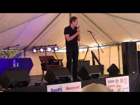Superman Celebration  John Shea Q & A Part 1