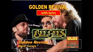 Bee Gees Golden Revival Medley - with lyrics