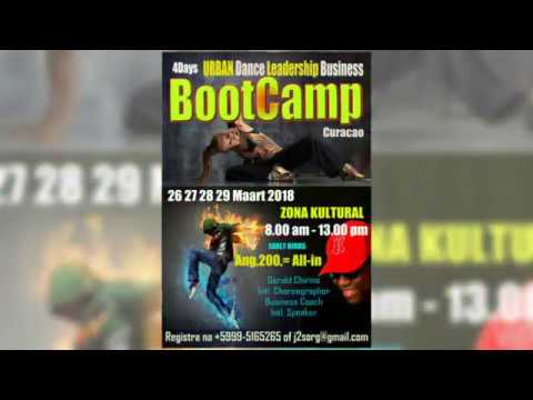 #Urban Dance #Leadership #Business Boot-Camp 2018 by Gerald Chirino