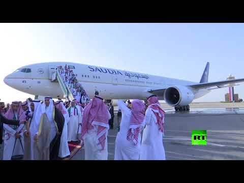 هبوط أول طائرة سعودية بمطار بغداد بعد توقف دام 27 عاما  - نشر قبل 17 دقيقة