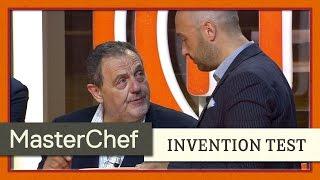 MasterChef Italia 5 - Joe Bastianich vs. Gianfranco Vissani