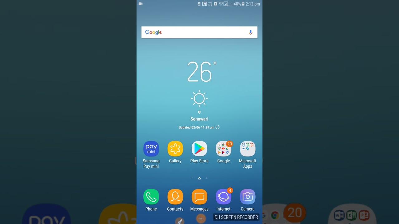 Jio APN settings for Samsung Galaxy J7 Max - Jio APN Settings