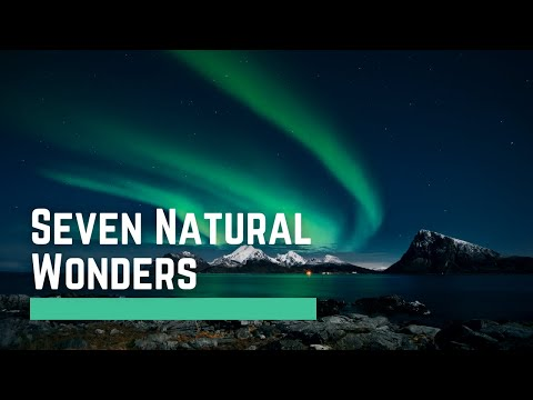 Zuzanna natural wonders of the world