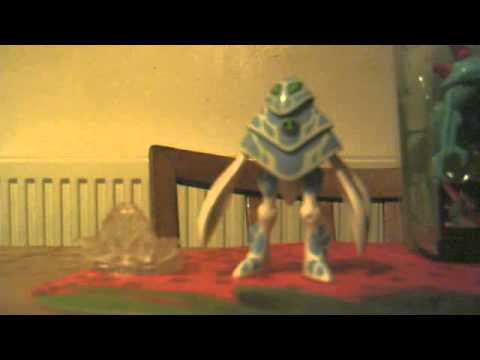 Ben 10 Ultimate Alien AMPFIBIAN AND ULTIMATE KEVIN Toy Review