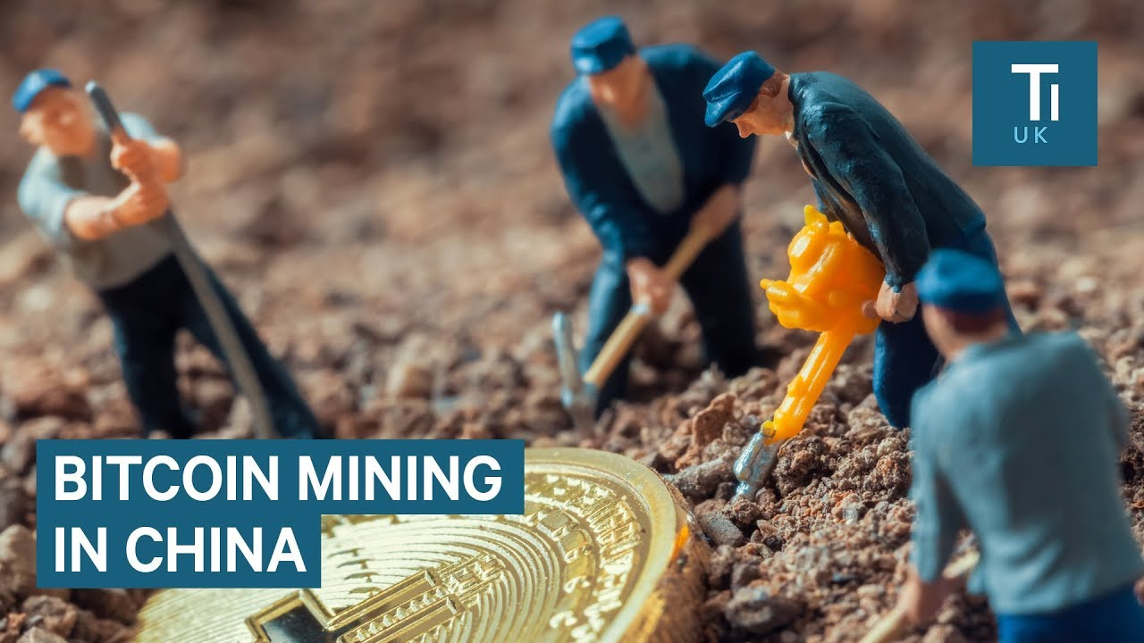 How China became a haven for Bitcoin mining