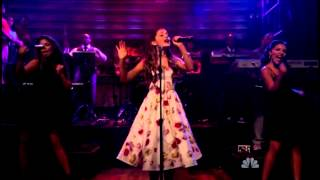 Ariana Grande (feat. Mac Miller) - The Way Live on LN w Jimmy Fallon
