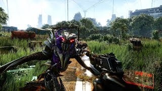 Crysis 3 Very High Settings 4K | Photoreal Apex MOD gameplay #3 | 6 years later... 1080TI 2000mhz