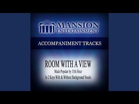 Room with a View (Low Key F with Background Vocals)