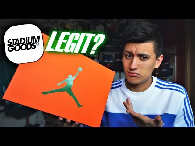 stadium goods fake shoes