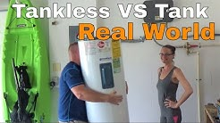 Q&A Tankless VS Tank, Electric Cost, Install, Our Opinion E04 || Review Atmor ThermoPro
