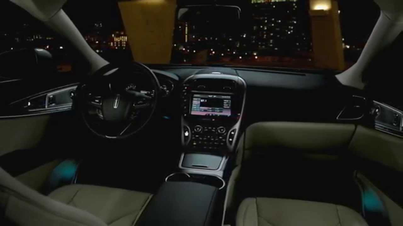 2016 lincoln mkx interior overview youtube. Black Bedroom Furniture Sets. Home Design Ideas