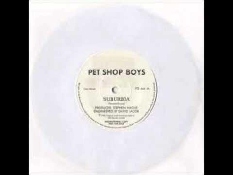 Pet Shop Boys-Suburbia